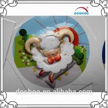 Serviceable Plastic factory price 3D fridge magnet