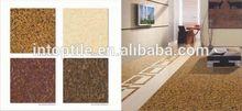 foshan factory good quality golden select mosaic wall tile