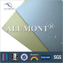 Even coating & various color professional manufacturer aluminum material composite panel acm