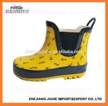 Cheap kids' rubber rain boots for toddler