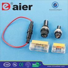 Daier 15A 125VAC 12V fuse block