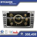 Sistema di navigazione gps per auto per peugeot 407/408
