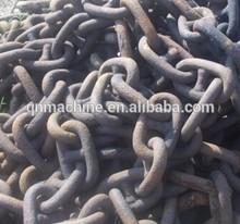 lr grade u2 u3 stud link used anchor chain