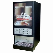 HV-302AC_Instant Coffee Vending Machine - 7 Selections Espresso Hot Drinks Touch Screen Available