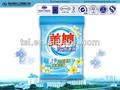 biodegradable detergente de lavandería con perfume fresco
