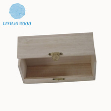 Factory custom wooden carry chest