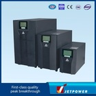 6KVA on line UPS/ UPS power supply/high frequency UPS with battery standard version machine