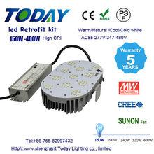 150w led retrofit kit /led high bay light retrofit kit / Outdoor Street light Parts Retrofit