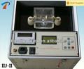 De alto voltaje de aceite dielectricos kits de pruebas para 60kv, 80kv 100kv, totalmente automáticas, prueba de fuerza de la máquina