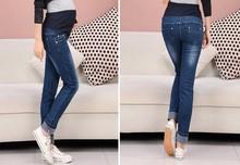 C28666A New Fashion Maternity Denim Pants