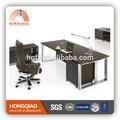 Dt-03 mais recente tabela do escritório de projetos executivo mesa de escritório mesa de escritório moderno preto