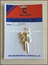 BIZ 125 carburetor rebuild kit motorcycle parts carburetor repair kit motorcycle