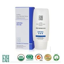 ERH OBM SPF 50 White Color Best Sunscreen Lotion Brands