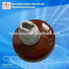 Brown Electric insulator cap pin