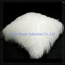 Fashion Wholesale Lamb Skin Sofa Cushion