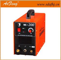 WS 250 tigwelder inverter tig welder inverter portable tig welding machine