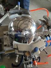 Hat Press Machine flat top mould round top mould