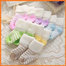 Children colorful animal cartoon tube sock