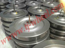 High Quality IRS standard AAR railway parts and passenger 960mm equipment