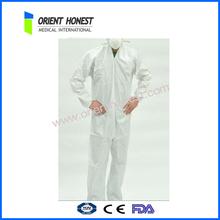 Cheap price coveralls / disposable workwear company uniform design