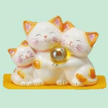 popular antique lucky cat figurines