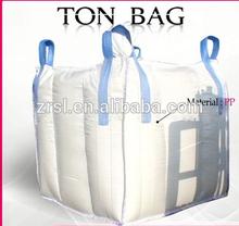 Polypropylene pp woven plastic jumbo big bitumen drum sand storage ton bag