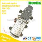 mini high pressure electric water pump