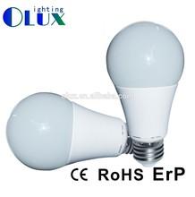 Greenergy 7W G60 AC110V / AC230V E27 B22 LED Bulb Big Beam Angle LED Bulb 220 degree EMC&LVD LED bulb light made in China