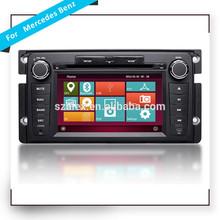 AL-9313 2 Din 7 Inch Touchscreen car gps navigation for Mercedes Benz Smart Fortwo(2006-2010)