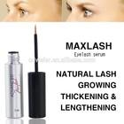 MAXLASH Natural Eyelash Growth Serum (fake eyelash glue)