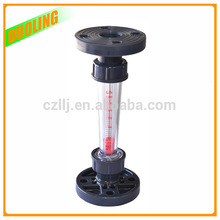"""Low cost 1.5"""" DN50 turbo meter with 500LPH and plastic injection molding"""