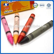 Wax Crayon with ASTM, EN71, LHAMA, REACH, etc in bulk