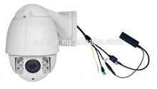 Aokwe 1.3MP Full HD 720P 10X optical zoom speed dome camera outdoor mini ptz camera poe