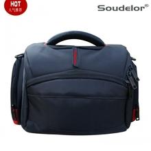 Men Gender Shoulder bag Style Waterproof Nylon Portable Pro camera bags