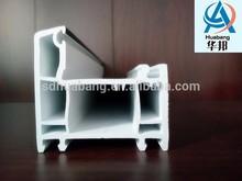 Professional UPVC Vinyl Window Extrusion Profile
