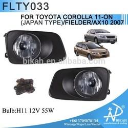 Fog Light For TOYOTA COROLLA 2011 JAPAN TYPE FIELDER AX10 2007 Fog Lamp