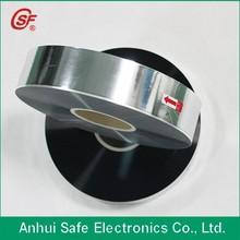 2015China capacitor metallized bopp film 9um 35mm 1.5mm