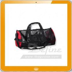 Custom beach duffel bag
