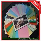 high gsm A grade color copy paper