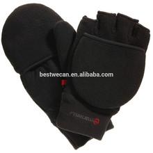 Cold weather fleece Convertible Gloves/ Flip-Top Glove