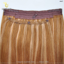 Ali express Verified Suppliers Top Quality Wholesale Most Popular brazilian remy hair hair extension wire fish