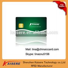 Factory price ISO 7816 SLE4442, SLE5542, SLE4428, SLE5528 contact smart card