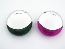 Colorful Oval Shaped Plastic Thumb USB Flash Drive, 1GB/2GB/4GB/8Gb/16GB/32GB/64GB