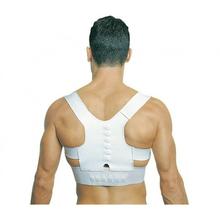 Fully Adjustable Flexible shoulder Posture Corrector Back Support Back Belt Vest Brace