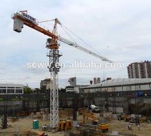 SCM Electric Tower Crane C6024 / Topkit Tower Crane