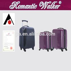 ABS Trolley Luggage Hard Shell Luggage PC Trolley Luggage