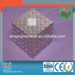 N35 Permanent Cube Magnet