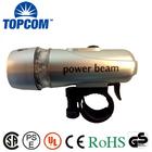 5 LED Power Beam Headlight 2 Modes End Switch Bike Front Light LED