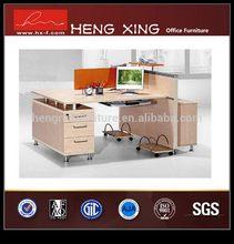 Hi-tech innovative curved office furniture/file workstation