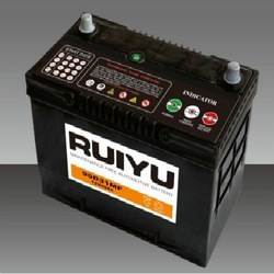 N70 competitive car battery price batterie auto